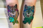 wolfs tattoo