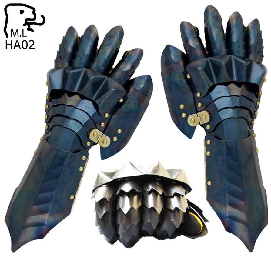 Ha02-armor-gauntlet by Korreon on DeviantArt Lotr