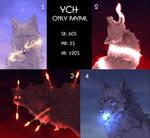 YCH (OPEN) by mr--Horror