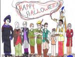 Hogan's Heroes Halloween