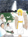 The Angel and the Shepherds