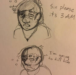 Seadhna sketches