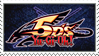 Stamp - YGO 5Ds by StarriiChan