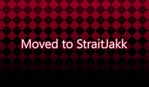 I'VE MOVED TO STRAITJAKK