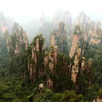 Zhangjiajie by CathyDong