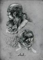Iorveth_sketch by JustAnoR
