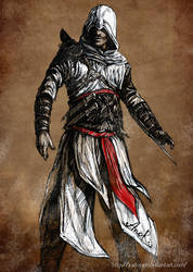 Altair by JustAnoR