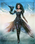 A Shard of Ice - Yennefer