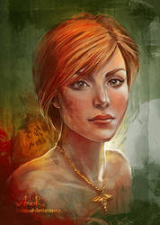 Shani by JustAnoR