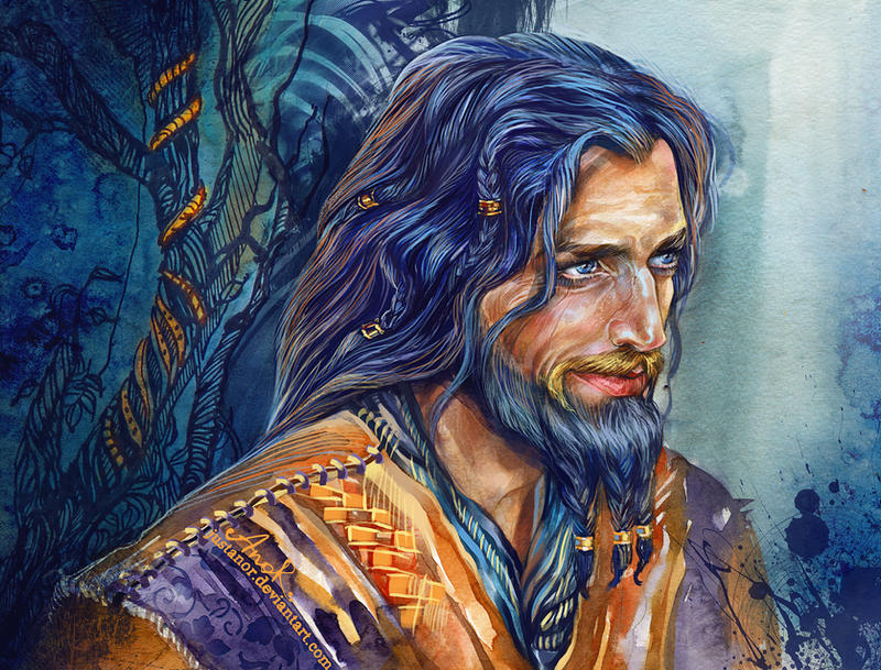 ASOIAF - Daario Naharis by JustAnoR on DeviantArt Daario Naharis Fan Art