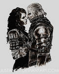 TWH - Yennefer and Geralt