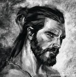 Ben quick portrait