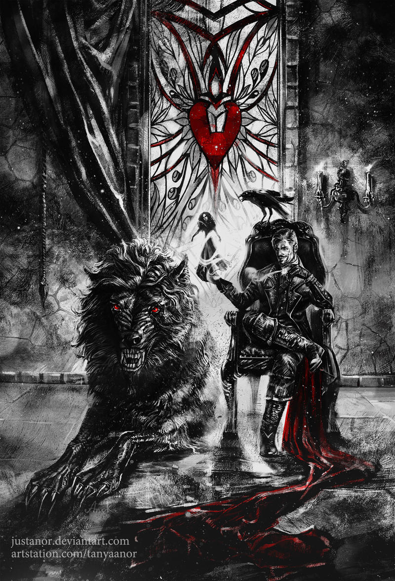 The Puppet Master by JustAnoR