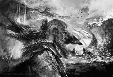 ~Among the Gods~ by JustAnoR