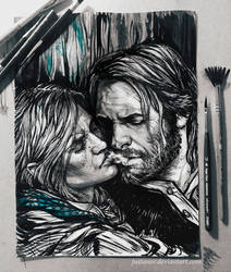 Smoke`sketching by JustAnoR