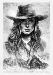 Sadie Adler by JustAnoR