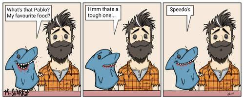 Mr Sharky - Food by wotnip