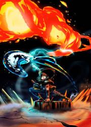 Avatar Renshu by taikii-kun