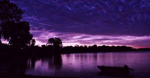 Voilet Sunset