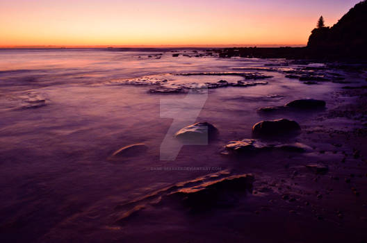 Moffat Beach Headland