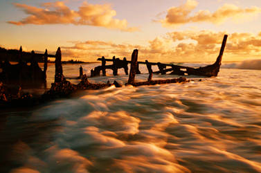 Dicky Beach Gold