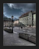City from Stone by IzabelaMilczarek