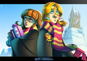The Adventures of Ron and Hermione
