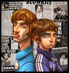 Oasis: the Tabloid Times
