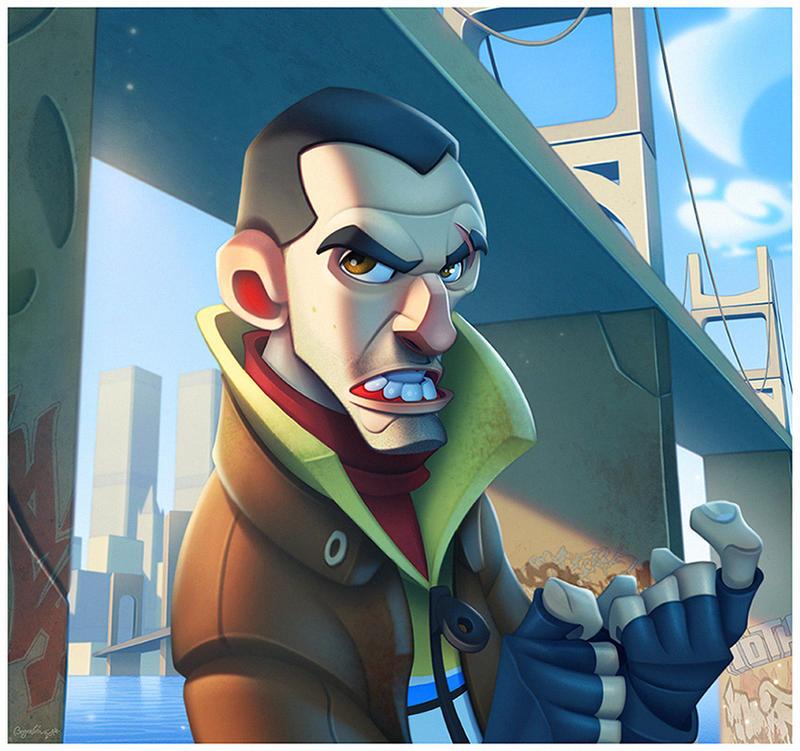 Grand Theft Auto IV By Ubegovic On DeviantArt