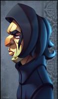 Snape! by ubegovic