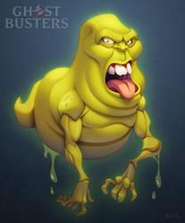 Ghostbusters: Slimer!