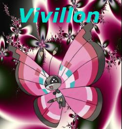 Vivillon by PokeWaffle