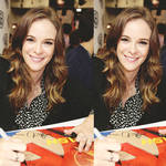 Danielle Panabaker - edited by me