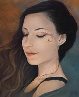 Portrait I by cyzeal