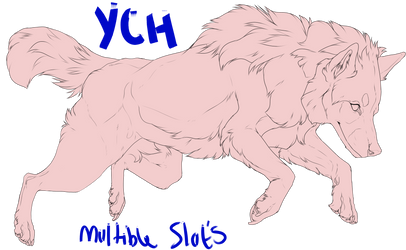 multible slot ych 10GBP by sterling-raven