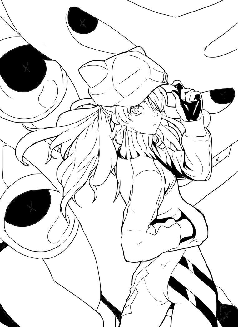 Asuka Artwork by ODesigner