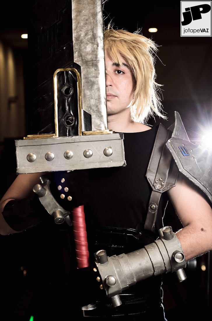 Cloud Strife by ODesigner