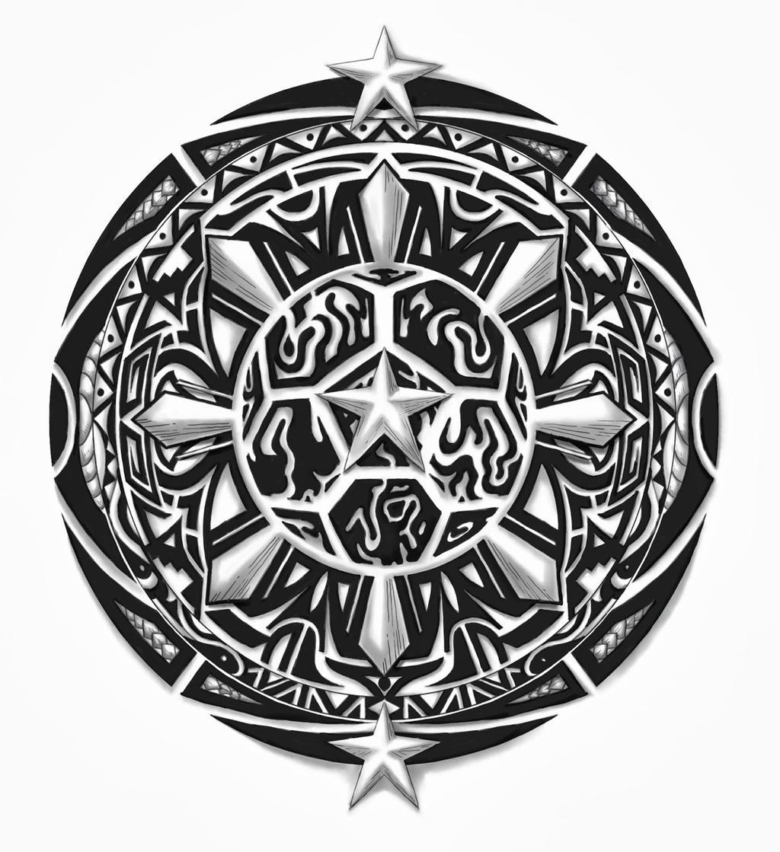 filipino tribal tattoo Tribal CrisLuspoTattoos Tattoo DeviantArt by on Design Filipino