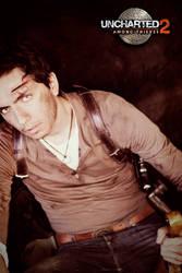 Nathan Drake - Uncharted 2 by Akiba91