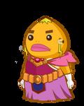 The legend of goron - zelda
