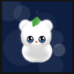 Fluffy by BlueBubble-L