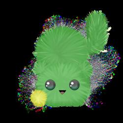 Cactus by BlueBubble-L