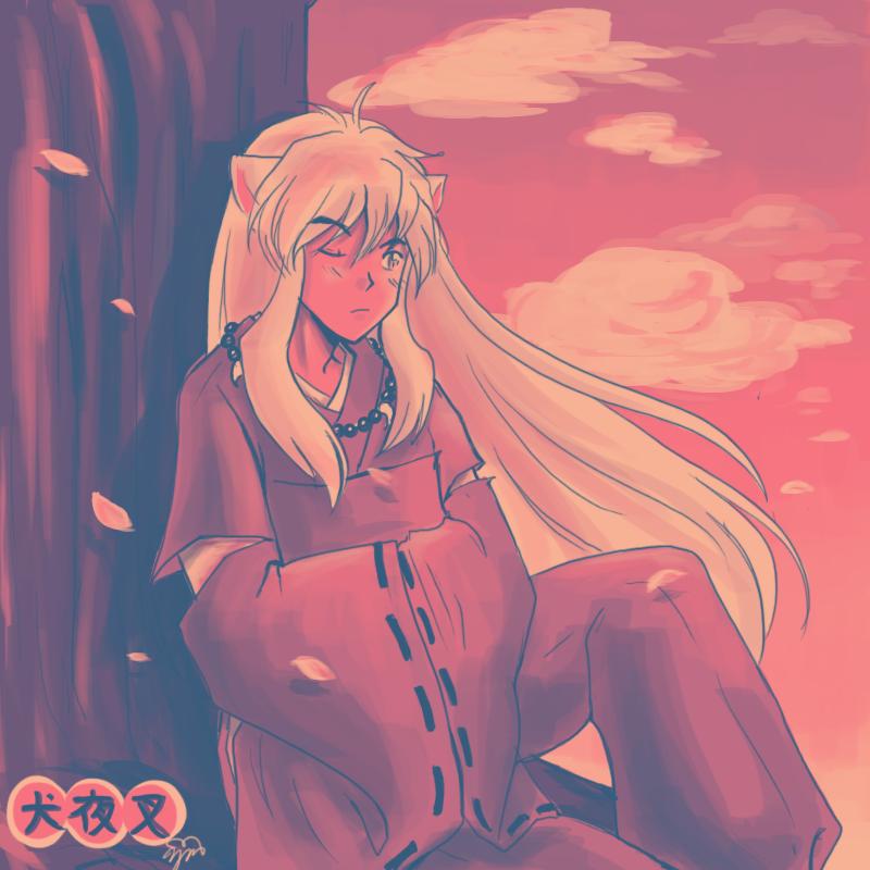 Warm Glow and A Curious Hanyou by AkilehHelika