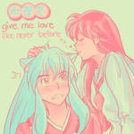 Give Me Love Like Cotton Candy