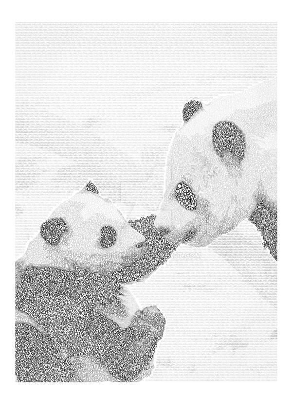 Panda. by DEsign191