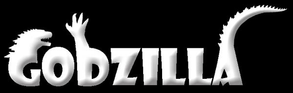 Class Project: Godzilla Themed Word Logo by Liam-The-Gamer
