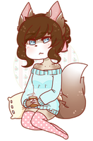 at: lost-forest-fawn by Loliitea