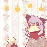 g: little stars by Loliitea