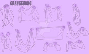 cloth references _ 001