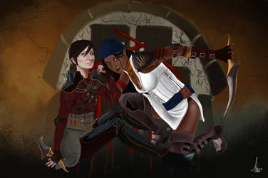 Dragon Age Holiday Cheer Winter 2013